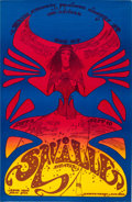 Music Memorabilia:Posters, Jimi Hendrix Experience Saville Theatre Concert Poster (BrainEpstein, 1967)....