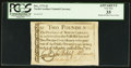 Colonial Notes:North Carolina, North Carolina December, 1771 £2 PCGS Apparent Very Fine 35.. ...