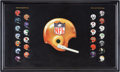 Football Collectibles:Others, 1971 National Football League Serving Tray....