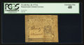 Colonial Notes:Pennsylvania, Pennsylvania March 20, 1773 6s PCGS Extremely Fine 40.. ...