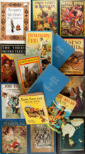 Books:Children's Books, [Louisa May Alcott, Mark Twain, Rudyard Kipling, et al]. Group ofSixteen Children's Books. Various publishers and dates. Pu...(Total: 16 Items)
