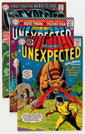 Silver Age (1956-1969):Horror, Tales of the Unexpected Group (DC, 1961-74) Condition: AverageFN.... (Total: 20 Comic Books)