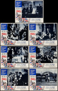 "Movie Posters:Exploitation, Wild in the Streets (American International, 1968). Lobby Cards (7) (11"" X 14"") & Pressbook (16 Pages, 11"" X 17""). Exploitat... (Total: 8 Items)"