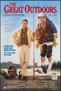 "The Great Outdoors & Others Lot (Universal, 1988). One Sheets (3) (27"" X 40"", 27"" X 41"") DS..."