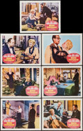"""Movie Posters:Comedy, Born Yesterday (Columbia, R-1961). Lobby Cards (7) (11"""" X 14"""") & Photos (12) (8"""" X 10""""). Comedy.. ... (Total: 19 Item)"""
