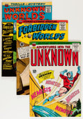Silver Age (1956-1969):Mystery, ACG Group (ACG, 1961-67) Condition: Average FN.... (Total: 35 ComicBooks)