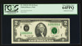 Error Notes:Major Errors, Fr. 1935-D $2 1976 Federal Reserve Note. PCGS Very Choice New64PPQ.. ...