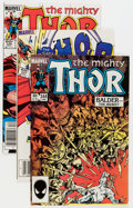 Modern Age (1980-Present):Superhero, Thor #337-382 Complete Range Group (Marvel, 1987-96) Condition:Average NM.... (Total: 46 Comic Books)