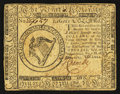 Colonial Notes:Continental Congress Issues, Continental Currency May 10, 1775 $8 Extremely Fine.. ...