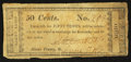 Obsoletes By State:Ohio, Adams County, OH- S. Mitchell & Co. 50¢ June 7, ?? Wolka0005-04. ...