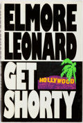 Books:Mystery & Detective Fiction, Elmore Leonard. SIGNED. Get Shorty. New York: Delacorte,[1990]. First edition. Signed by Leonard on the title...