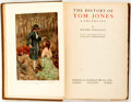 Books:Literature Pre-1900, [Roland Wheelwright, illustrator]. SIGNED LIMITED. Henry Fielding. The History of Tom Jones. London: Harrap, [1925]....