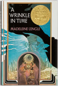 Books:Children's Books, Madeleine L'Engle. SIGNED. A Wrinkle in Time. New York:Farrar, Straus and Giroux, [1995]. Later edition. Sign...