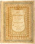 Books:Literature 1900-up, Oliver Goldsmith. LIMITED. She Stoops to Conquer.Illustrated by Hugh Thomson. London: Hodder & Stoughton, [n.d.,19...