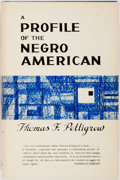 Books:Americana & American History, Thomas F. Pettigrew. A Profile of the Negro American.Princeton: Nostrand, [1964]. First edition. Publisher's bindin...