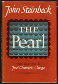 Books:Literature 1900-up, John Steinbeck. The Pearl. New York: The Viking Press, 1947.First edition, in first issue dust jacket....