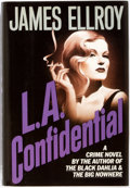 Books:Mystery & Detective Fiction, James Ellroy. L.A. Confidential. Mysterious Press, 1990.First edition, first printing. Publisher's binding and dust...