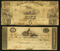 Obsoletes By State:Ohio, Cincinnati, OH- The Bank of Cincinnati $5 (2) 1814-41 G22; G52Wolka 0375-27; -29. ... (Total: 2 notes)