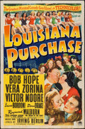 """Movie Posters:Musical, Louisiana Purchase (Paramount, 1941). One Sheet (27"""" X 41""""). Musical.. ..."""