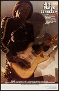 """Movie Posters:Rock and Roll, Jimi Plays Berkeley (New Line, 1973). Special Poster (11"""" X 17"""").Rock and Roll.. ..."""