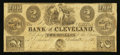 Obsoletes By State:Ohio, Cleveland, OH- The Bank of Cleveland $2 Jan. 1, 1839 G8 Wolka0698-07. ...