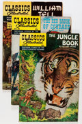 Silver Age (1956-1969):Classics Illustrated, Classics Illustrated Group (Gilberton, 1960s) Condition: AverageVF-.... (Total: 31 Comic Books)