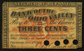 Obsoletes By State:Ohio, Cincinnati, OH- C.B. Camp & Co. at the Bank of the Ohio Valley3¢ Dec. 1, 1862 Wolka 0409-01. ...
