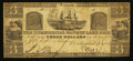 Obsoletes By State:Ohio, Cleveland, OH- The Commercial Bank of Lake Erie $3 Sep. 1, 1838 G40Wolka 0720-16. ...