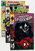 Modern Age (1980-Present):Superhero, The Amazing Spider-Man #290-434 Near-Complete Run Group (Marvel,1987-98) Condition: Average NM....