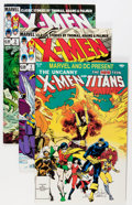 Modern Age (1980-Present):Superhero, X-Men Related Group (Marvel, 1980s-'90s) Condition: Average NM-....(Total: 2 Box Lots)
