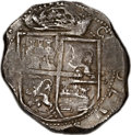 Colombia, Colombia: Charles II cob 8 Reales 1668 NR-PoRS,...