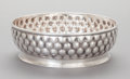 Silver Holloware, American:Bowls, A HENRY PETZAL SILVER CENTER BOWL. Henry Petzal, Lenox,Massachusetts and La Jolla, California, circa 1973. Marks:HP (i...