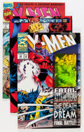 Modern Age (1980-Present):Superhero, X-Men #1-101 and Others Box Lot (Marvel, 1991-2000) Condition:Average NM....
