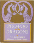 Books:Children's Books, [Robert Lawson, illustrator]. C. S. Forester. Poo-Poo and theDragons. Boston: Little, Brown, [1942]. Second pri...