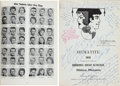 "Music Memorabilia:Autographs and Signed Items, Bob Dylan Signed 1958 ""Hematite"" High School Yearbook from Hibbing(Minnesota) High School. ..."