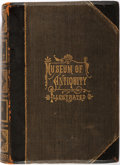 Books:Fine Bindings & Library Sets, L. W. Yaggy and T. L. Haines. Museum of Antiquity. Chicago: Western Publishing, 1882. Later edition. Thick octav...