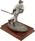 Autographs:Others, 1990's Ted Williams Signed Artist Proof Gartlan Pewter Statue....