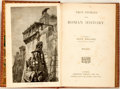 Books:Fine Bindings & Library Sets, [Alice Pollard, editor]. True Stories from Roman History. London: Farran, [n.d., ca. 1890's]. Octavo. Contempora...