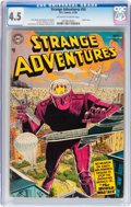 Golden Age (1938-1955):Science Fiction, Strange Adventures #50 (DC, 1954) CGC VG+ 4.5 Off-white to whitepages....