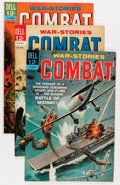 Silver Age (1956-1969):War, Combat #10-40 Near Complete Range File Copy Group (Dell, 1961-73) Condition: Average VF/NM.... (Total: 27 Comic Books)