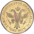 German States:Hamburg, German States: Hamburg. Free City gold 2 Ducat 1799,...