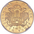 German States:Hamburg, German States: Hamburg. Free City gold Ducat 1749-IHL,...