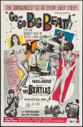 "Movie Posters:Rock and Roll, Go-Go Big Beat (El Dorado Films, 1965). One Sheet (27"" X 41""). Rockand Roll.. ..."