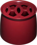 Luxury Accessories:Home, Hermes Burgundy Lacquered Wood Decorative Box. ...
