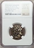 Ancients:Greek, Ancients: PTOLEMAIC EGYPT. Ptolemy XII Neos Dionysus (80-58 BC). ARtetradrachm (14.29 gm)....