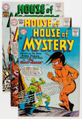 Silver Age (1956-1969):Horror, House of Mystery Group (DC, 1961-65) Condition: Average VG....(Total: 31 Comic Books)