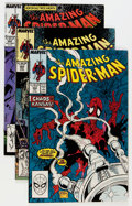 Modern Age (1980-Present):Superhero, The Amazing Spider-Man Group (Marvel, 1988-89).... (Total: 10 ComicBooks)