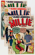 Silver Age (1956-1969):Romance, Millie the Model Group (Atlas/Marvel, 1962-66).... (Total: 9 ComicBooks)