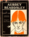 "Books:Art & Architecture, Robert Ross. Aubrey Beardsley. New York: Jack Brussel, 1967. First edition. 5.5"" x 6.75"". Eighty five full-page illu..."
