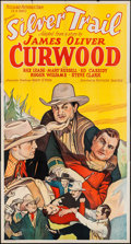 """Movie Posters:Western, The Silver Trail (Reliable, 1937). Three Sheet (41"""" X 77""""). Western.. ..."""